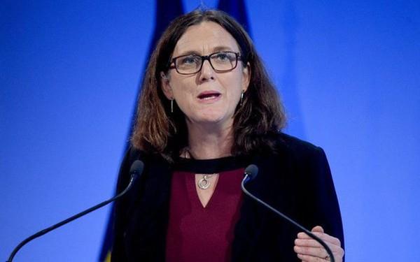Liên minh châu Âu dọa đánh thuế 35 tỷ euro hàng nhập khẩu Mỹ