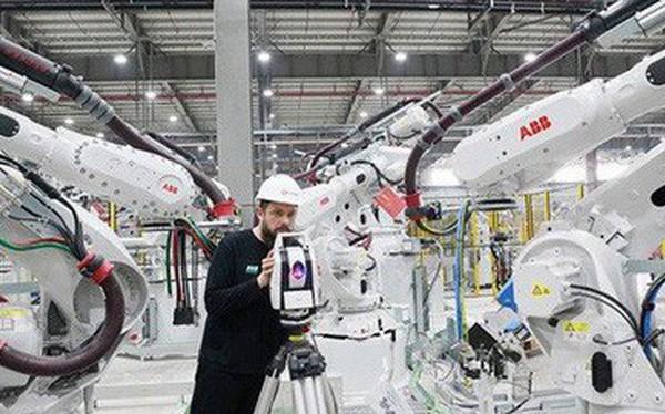 Thị trường robot tại Việt Nam đứng thứ 7 trên thế giới