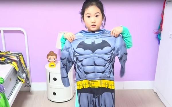 Sao Youtube mới 6 tuổi đã mua nhà 8 triệu đô ở Gangnam
