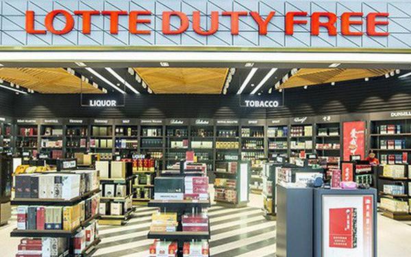Lotte mở cửa hàng miễn thuế thứ 3 ở Việt Nam, doanh số dự kiến gần 170 triệu USD trong 10 năm