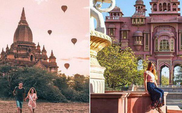 Khui ngay 15 di sản thế giới mới vừa được UNESCO công nhận, nhiều địa điểm du lịch nổi tiếng châu Á cũng góp mặt