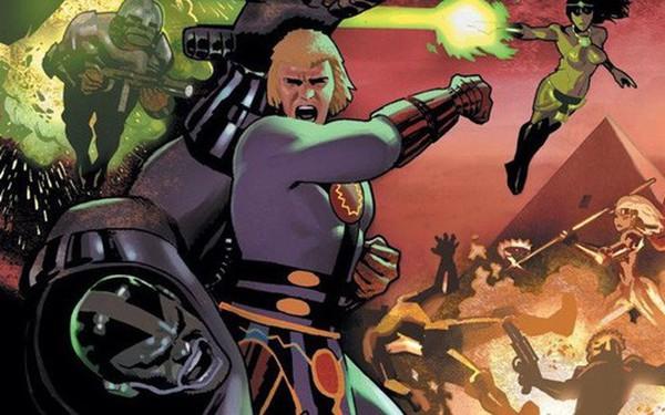 Giải ngố về Eternals, tập hợp siêu anh hùng sở hữu quyền năng vô song sắp xuất hiện trong Vũ trụ Điện ảnh Marvel