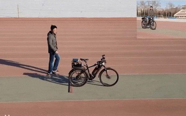 Chiếc xe đạp tự lái này cho thấy sự tiến bộ trong khả năng thiết kế chip của Trung Quốc