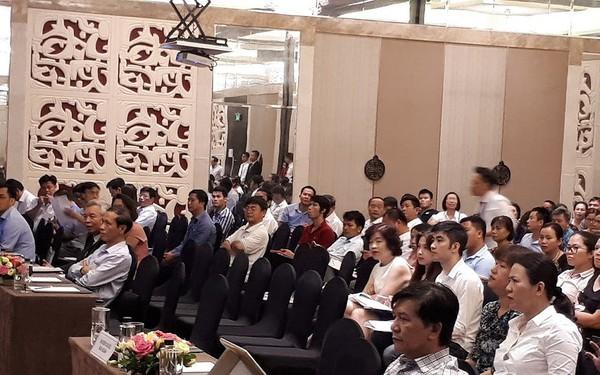 Cựu sếp VEAM bị bắt, cuộc họp đặc biệt cuối cùng của ông Trần Ngọc Hà