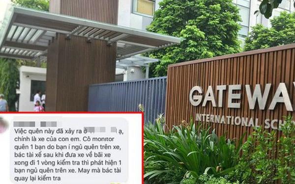 """Sự cố Gateway khiến nhiều phụ huynh nhận ra chuyện """"bỏ quên học sinh trên xe đưa đón"""" không hề hiếm gặp ở Việt Nam?"""
