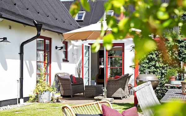 Cải tạo nhà cũ thành ngôi nhà vườn hoàn hảo đáng mơ ước đậm chất Scandinavia