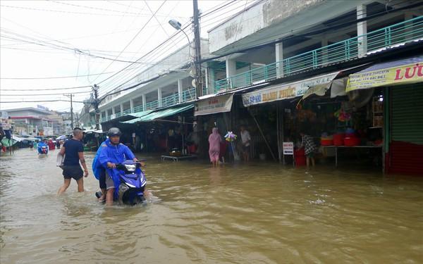 Phú Quốc bị ngập sâu kỷ lục: Nhà khoa học giải thích thế nào?