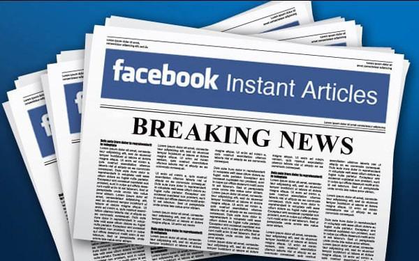 Facebook bắt đầu trả tiền cho báo chí để chia sẻ tin tức lên mạng