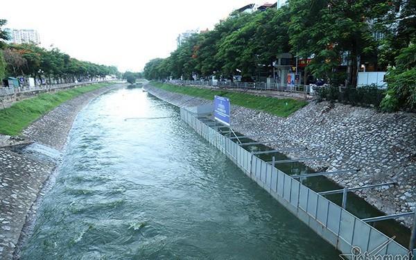 'Chi 150 tỷ lấy nước sông Hồng làm sạch Tô Lịch khác nào trò chơi'