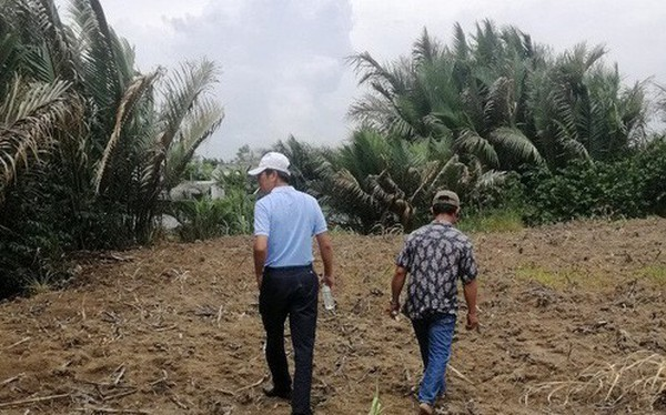 Nhà đầu tư phía Bắc âm thầm gom đất Nhơn Trạch?