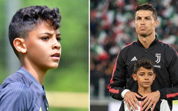 Sở hữu khối tài sản khổng lồ, Ronaldo vẫn biết cách dạy con quý trọng tiền bạc bằng hành động tưởng chừng đơn giản này