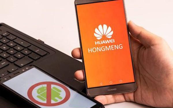 Huawei chưa có kế hoạch ra mắt smartphone chạy Harmony OS