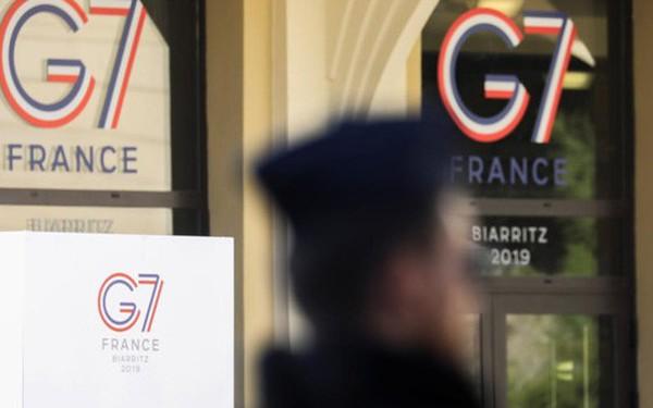 Thượng đỉnh G7: Mỹ và Pháp sắp đạt được thoả thuận đánh thuế công nghệ