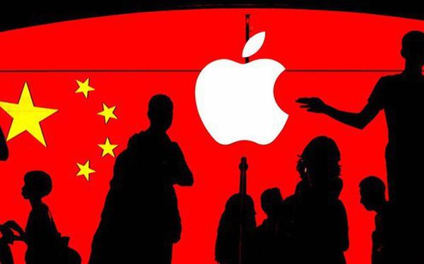 Mất 44 tỷ USD vốn hóa trong 1 ngày, sự phụ thuộc vào Trung Quốc đang trở thành gót chân Achille của Apple