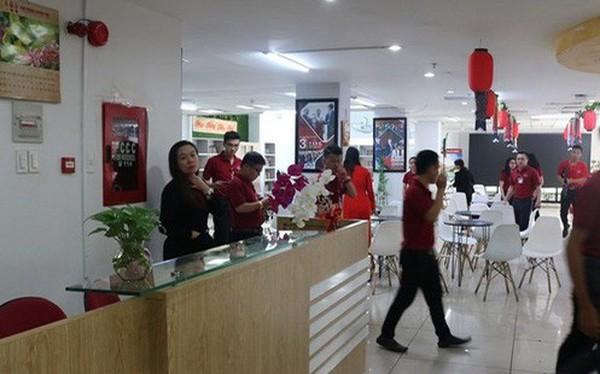 """Lãnh đạo Alibaba """"mất hút"""" khi khách hàng đến đòi tiền"""