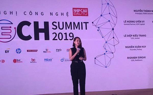 CEO ESP Capital Lê Hoàng Uyên Vy: 'Chỉ trong nửa đầu năm 2019, startups Việt đã huy động tổng cộng 246 triệu USD'