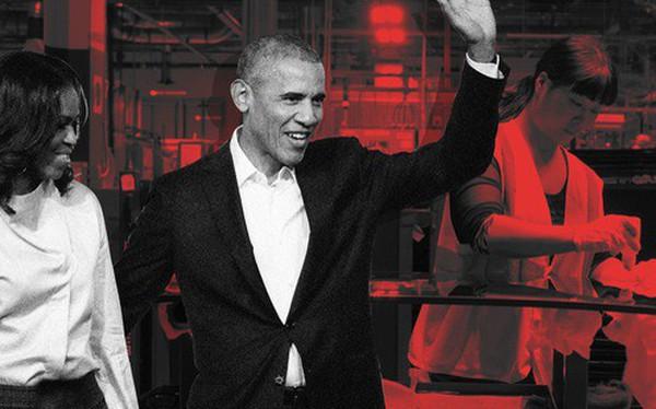 """Phim """"đầu tay"""" của vợ chồng cựu Tổng thống Barack Obama: Không được chiếu chính thức nhưng vẫn đạt gần 1 triệu lượt xem ở Trung Quốc, gây tranh cãi lớn cho cộng đồng mạng"""