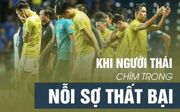 """Khi người Thái phát bực vì """"thua hoài"""" tuyển Việt Nam và bị HLV Park Hang-seo mỉa mai"""