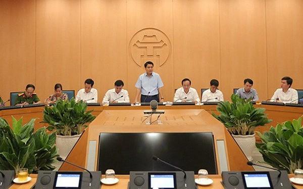 Chủ tịch Hà Nội yêu cầu công khai số thủy ngân bị cháy