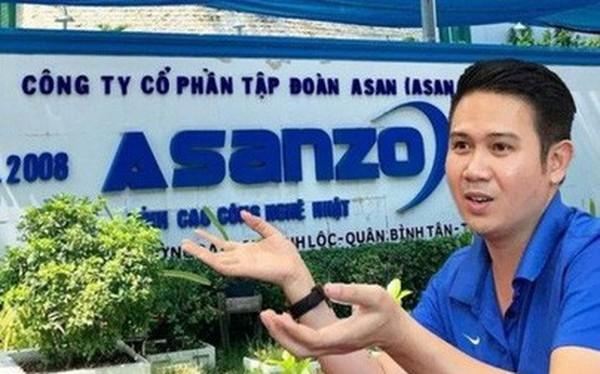 Hải quan phát hiện được vấn đề gì sau khi kiểm tra Công ty Cổ phần Tập đoàn Asanzo?