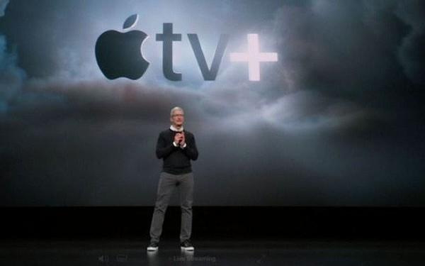 Chỉ bằng một câu nói thôi, Apple đã trở thành đối thủ đáng gờm của Netflix, Disney, Amazon và Google...