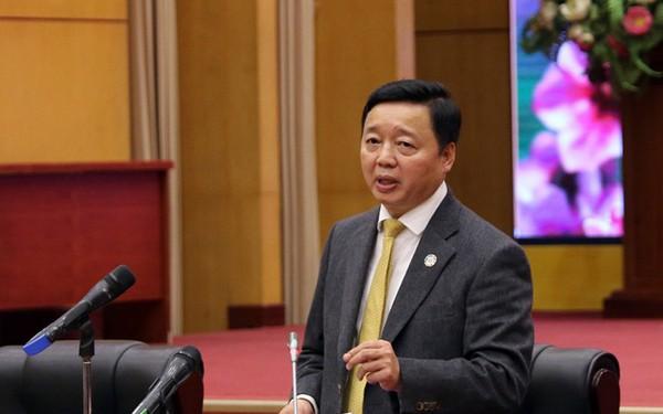Bộ trưởng Môi trường nói gì về chất lượng không khí khu Rạng Đông?