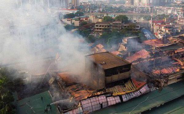 Hà Nội họp báo thông tin chính thức nguyên nhân vụ cháy Công ty Rạng Đông