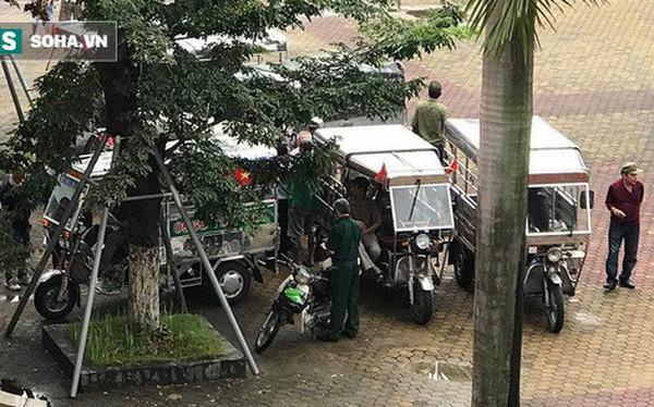 Có ưu tiên đặc biệt, xe thương binh vẫn vây VFF đòi mua vé trận Việt Nam - Malaysia