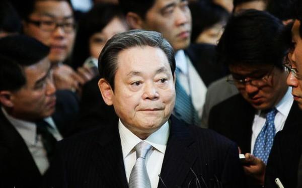 """Top 10 tỉ phú giàu nhất Hàn Quốc: """"Thái tử"""" Samsung đứng thứ mấy?"""