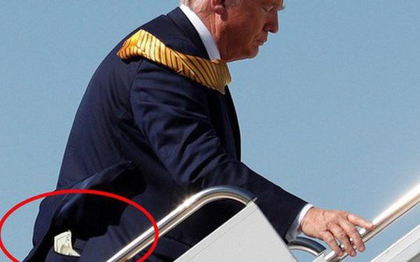"""Là Tổng thống giàu có nhưng ông Trump vẫn cất một xấp tiền 20 USD ở túi quần sau: Hóa ra là vì sở thích """"lạ lùng"""" này!"""