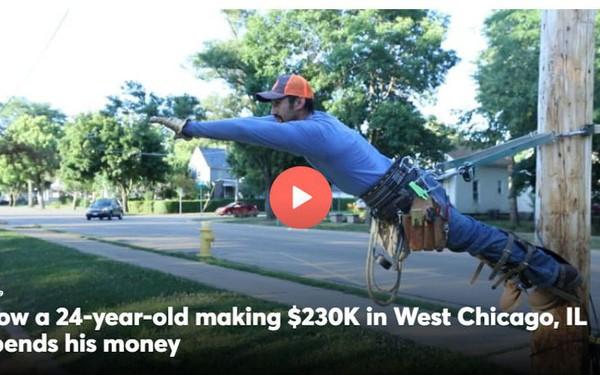 Kiếm 450 triệu/tháng, quyết tâm thành triệu phú USD ở tuổi 30