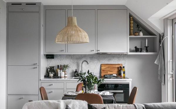 Rộng vỏn vẹn 38m², chủ sở hữu căn hộ nhỏ vẫn có không gian sống mơ ước với nhiều góc sống ảo