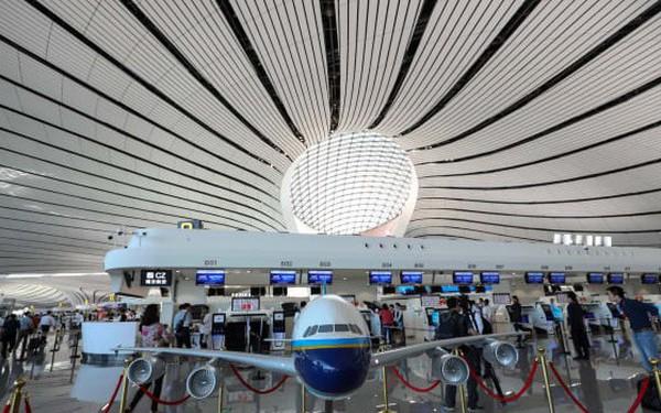 Với 'siêu sân bay' mới, Trung Quốc sẽ thành thị trường hàng không lớn nhất thế giới