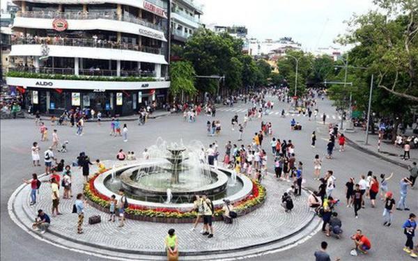 Hà Nội: Sẽ cấm các phương tiện giao thông trong toàn bộ không gian đi bộ