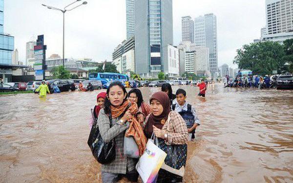 Những thành phố đang chìm dần ở châu Á và cái giá phải trả cho biến đổi khí hậu
