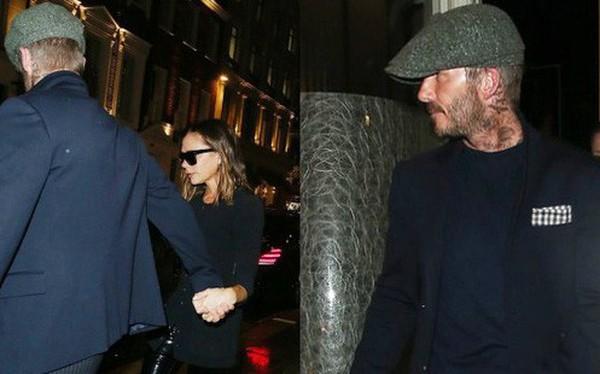 Giữa ồn ào ly hôn, David Beckham làm rõ mối quan hệ với vợ qua một cử chỉ quen thuộc suốt 20 năm