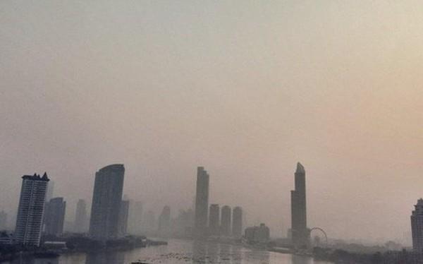 Ô nhiễm khiến dân ho ra máu tái diễn, Thủ tướng Thái kêu gọi đeo khẩu trang