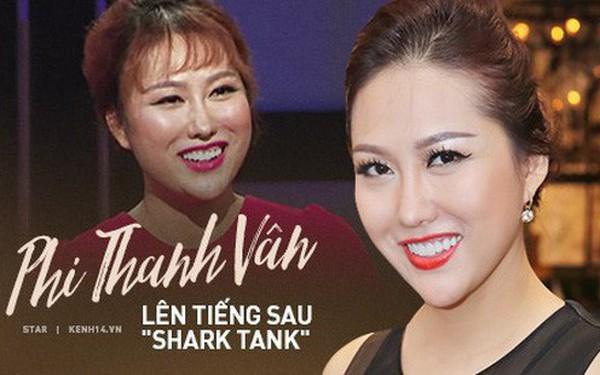 """Liên tục bị nhận xét lố lăng khi tham gia Shark Tank, Phi Thanh Vân lên tiếng: """"Tôi an nhiên trong mọi trường hợp"""""""