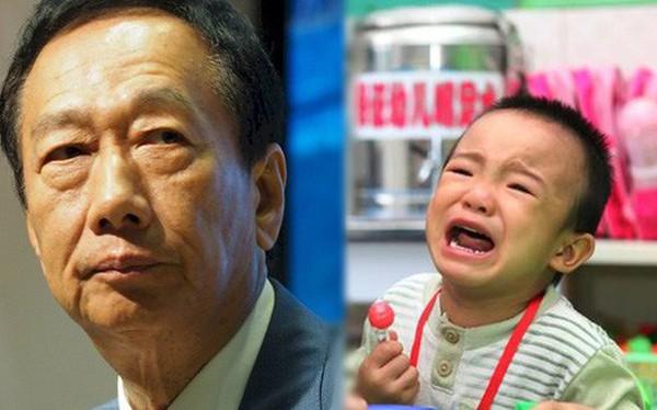 Ông trùm Foxcoon Đài Loan: Từ thói quen không bao giờ cho con ngủ đẫy giấc đến bài học tự ràng buộc bản thân ngay từ những nơi người khác không thể thấy