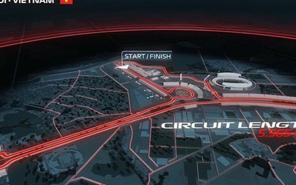 Sau 6 tháng thi công, hình hài đường đua ôtô F1 tại Hà Nội ra sao?