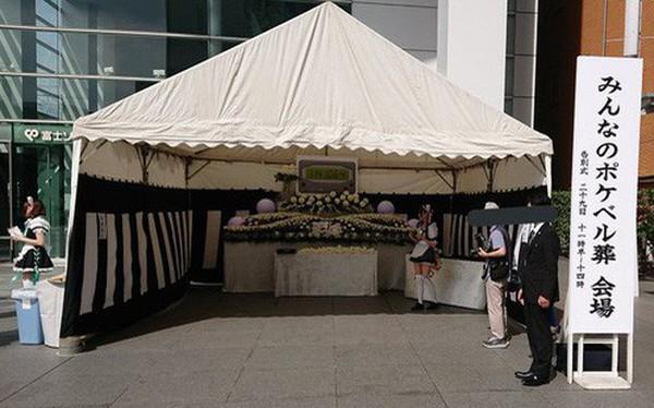 Người Nhật đã tổ chức đám tang cho máy nhắn tin, thứ vừa mất ở độ tuổi 50
