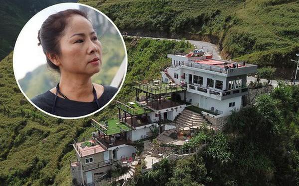 """Bà chủ Mã Pì Lèng Panorama: """"Mỗi tháng tôi trả gần 20 triệu tiền lãi ngân hàng đầu tư xây công trình, nếu lường trước được thì tôi đã không làm"""""""