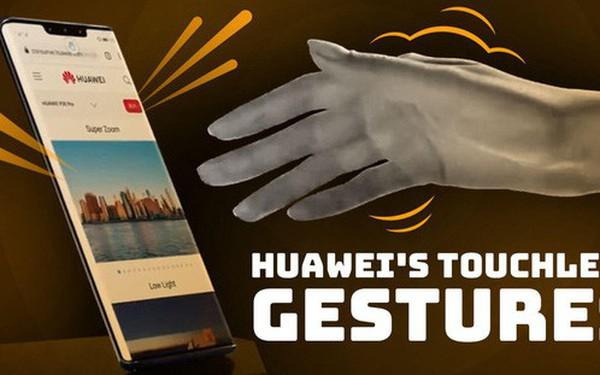 Tìm ra lý do Google, LG, Samsung, Huawei... đua nhau làm cử chỉ không chạm cho smartphone: là để ăn cua