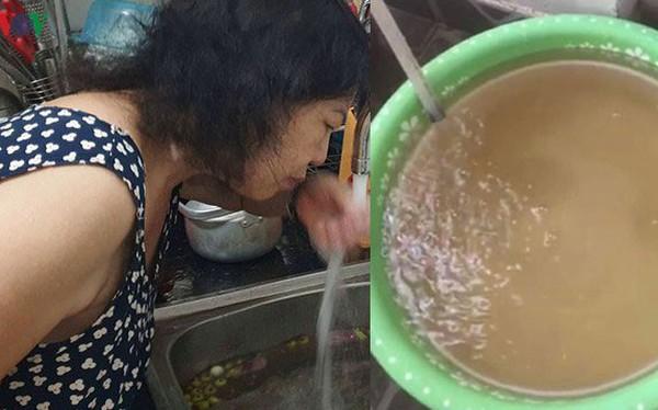Nước sinh hoạt bốc mùi ở Hà Nội: Sau dầu thải là gì nữa?