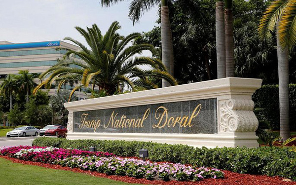 Chọn khu nghỉ dưỡng gia đình tổ chức hội nghị G7, ông Trump hứng bão chỉ trích