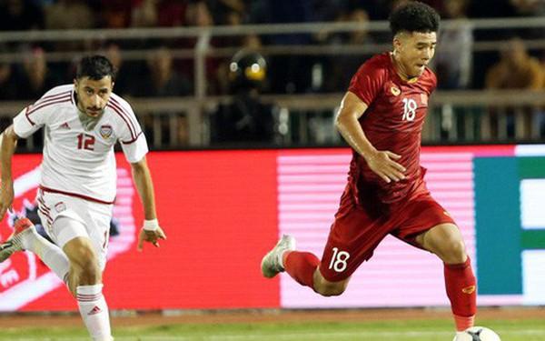 """UAE mời 5 đội bóng mạnh đến cùng """"luyện công"""" để chuẩn bị đấu Việt Nam"""