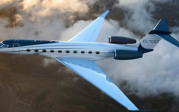 Cận cảnh máy bay cá nhân lớn nhất thế giới giá 75 triệu USD