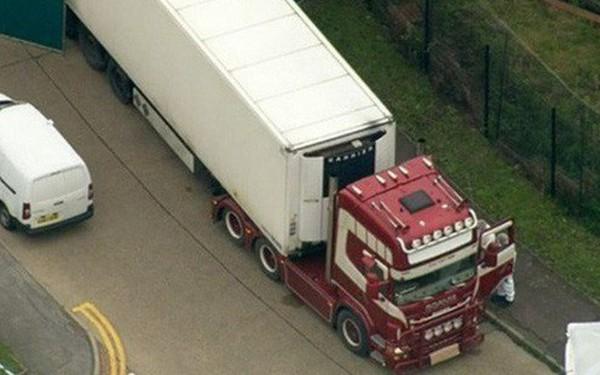 Bắt nghi phạm thứ 5 vụ 39 người chết trên xe container ở Anh