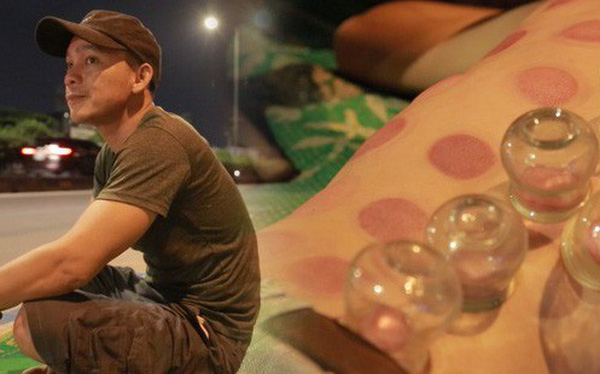 """Cuộc sống """"màn trời chiếu đất"""" của những người hành nghề giác hơi ở Sài Gòn"""