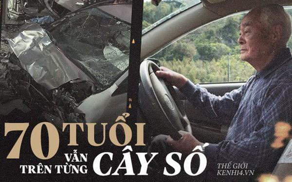 """Câu chuyện về những tài xế """"lão niên"""" của Nhật Bản: 70 tuổi vẫn trên từng cây số, cấm cũng dở mà để yên cũng không xong"""
